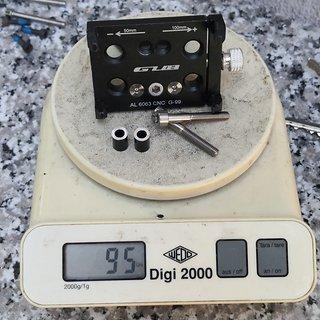 Gewicht GUB Alles andere G-99 Handyhalter (tuned)