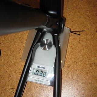 Gewicht Scott Hardtail Scale 900 SL XL