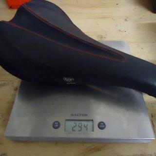 Gewicht WTB Sattel Pure V Race 145x277mm