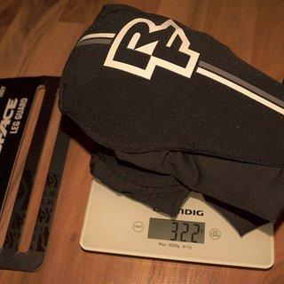 Gewicht Race Face Bekleidung Indy Knee XL