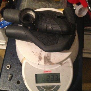 Gewicht Ergon Griffe GX2 Large