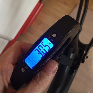 Gewicht Alutech Full-Suspension Fanes 5.0 SL M
