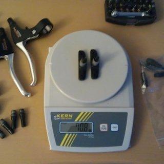 Gewicht Shimano Weiteres/Unsortiertes Bremsschuh S65T