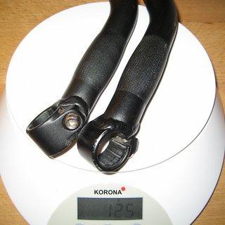 Gewicht TranzX Hörnchen JD 833 22.2mm