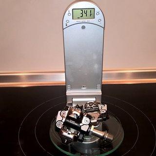Gewicht Shimano Pedale (Klick) XT PD-M 780