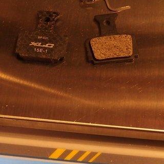 Gewicht XLC Bremsbelag BP-C31