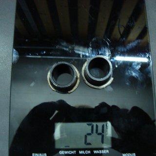 Gewicht Hope Weiteres/Unsortiertes Pro II Adapter 110x20mm