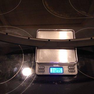 """Gewicht Ryde Felge Trace XC 26"""" / 559x21 / 32 Loch"""