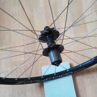 Gewicht Bontrager Systemlaufräder Rhythm Comp HR, 135mm/QR