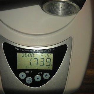 Gewicht Carver Hardtail Pure 170 X9 52cm