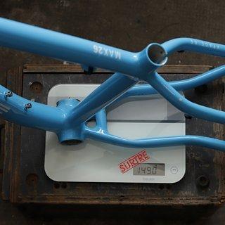 Gewicht Vpace Hardtail Max26