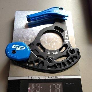 Gewicht MRP Kettenführung G2 SL 32-36Z, ISCG-05