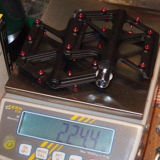 Gewicht Barbieri Pedale (Platform) Zeray ZP-D213 100x95