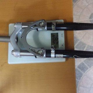 """Gewicht Specialized Federgabel FSX mit 1"""" Tianschaft"""