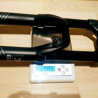 Gewicht Fox Federgabel Fox 34 Perfomance Elite FIT4 27 150mm 27