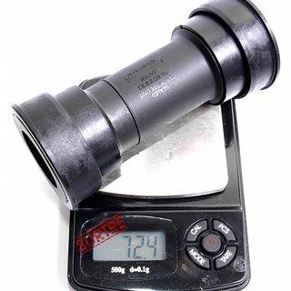 Gewicht Shimano Innenlager XTR SM-BB91-41A BB92 Pressfit