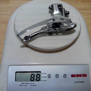 Gewicht Campagnolo Umwerfer Record Anlöt
