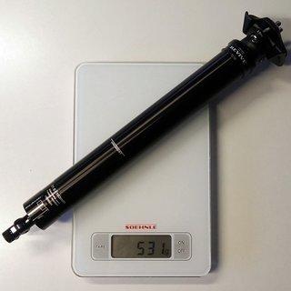Gewicht BikeYoke Sattelstütze höhenverstellbar Revive 31,6 / 160