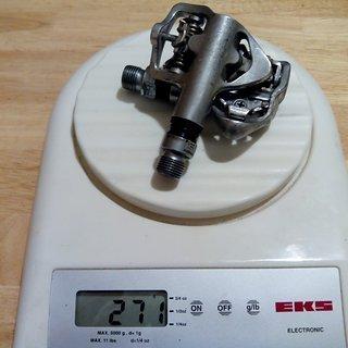Gewicht VP Components Pedale (Klick) VP-162