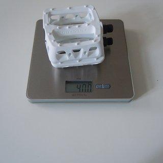 Gewicht Odyssey Pedale (Platform) Twisted PC