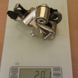 Gewicht MicroShift Schaltwerk RD-56S Short Cage