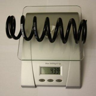 Gewicht BOS Feder Stahlfeder 300-85-170