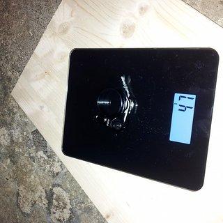 Gewicht Superstar Components Sattelklemme Simple QR Seatclamp 34.9mm