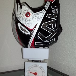Gewicht Kali Protectives Helm Avatar 2 Carbon L (59-60)