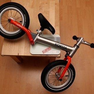Gewicht Kokua Bikes Full-Suspension Jumper