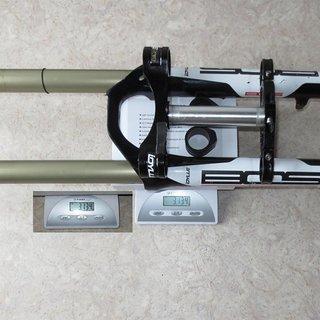 "Gewicht BOS Federgabel Idylle Rare 26"", 200mm, 1-1/8"""