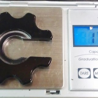 Gewicht Marzocchi Weiteres/Unsortiertes Dämpferteller