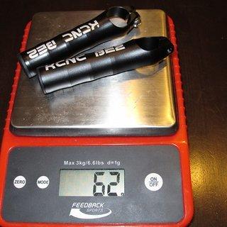 Gewicht KCNC Hörnchen BE2 115mm