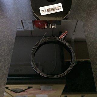 Gewicht Jagwire Innen- und Außenzüge Schaltzug Teflon® für Shimano/SRAM Universal / 2300mm