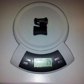 Gewicht Bionicon Kettenführung c.guide v.02