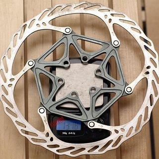 Gewicht Avid Bremsscheibe CleanSweep X 185mm