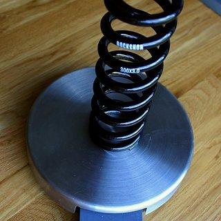 Gewicht Rock Shox Feder Stahlfeder (Vivid) 300x3.0