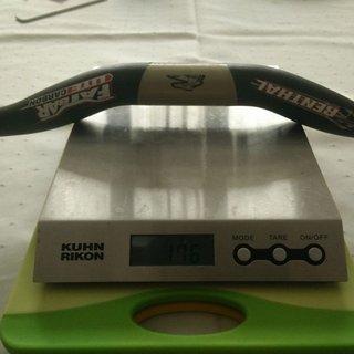 Gewicht Renthal Lenker Fatbar Lite Carbon 31,8 x 740mm