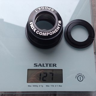 Gewicht Nox Steuersatz Spook R Tapered