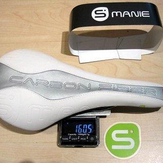 Gewicht Smanie Sattel MK Pro