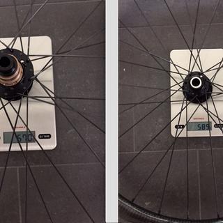 Gewicht Mcfk Systemlaufräder MCFK Laufradsatz 27,5''Clincher 3k-Optik 27,5''