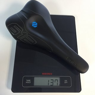 Gewicht SQ-Lab Sattel Sattel 611 ERGOWAVE Carbon 12 cm