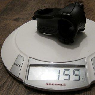Gewicht Spank Vorbau Oozy Trail 31.8mm, 50mm