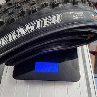 Gewicht Maxxis Reifen Forekaster EXO 29x2.35