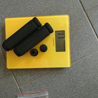 Gewicht Extralite Griffe Hyper Grips EVA