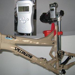Gewicht Specialized Full-Suspension SX-Trail M