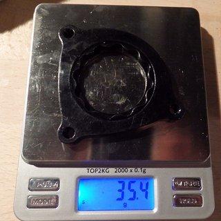 Gewicht Devinci Weiteres/Unsortiertes Wilson ISCG05-Adapter ISCG05