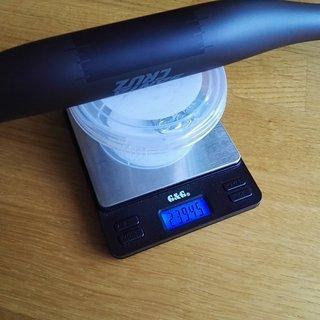 Gewicht Santa Cruz Lenker Carbon 800 Bar 800mm