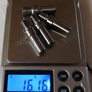 Gewicht Custom-Made Weiteres/Unsortiertes Cantisockel (Ti) M8