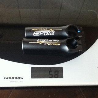 Gewicht XLC Hörnchen Pro SL 85mm