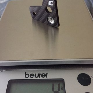 Gewicht ceetec Kettenführung ceetec® Chainguard SL S2/S3 Adapter 28-30Z 28-30